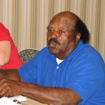 Bunyon Keys was the featured speaker at our June 2014 meeting.